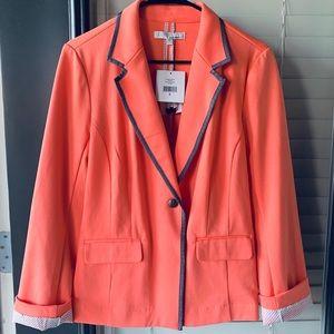 """Ellen Tracy """"Company"""" Blazer NWT Size S"""